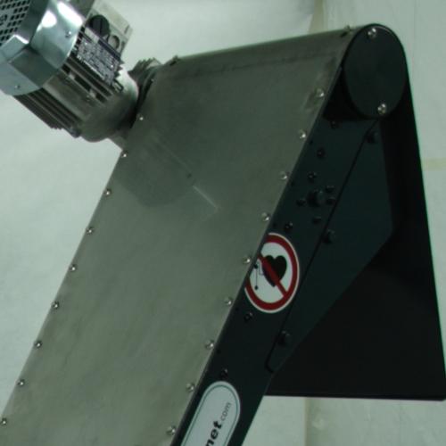 Filtres MONNET convoyeurs magnétiques