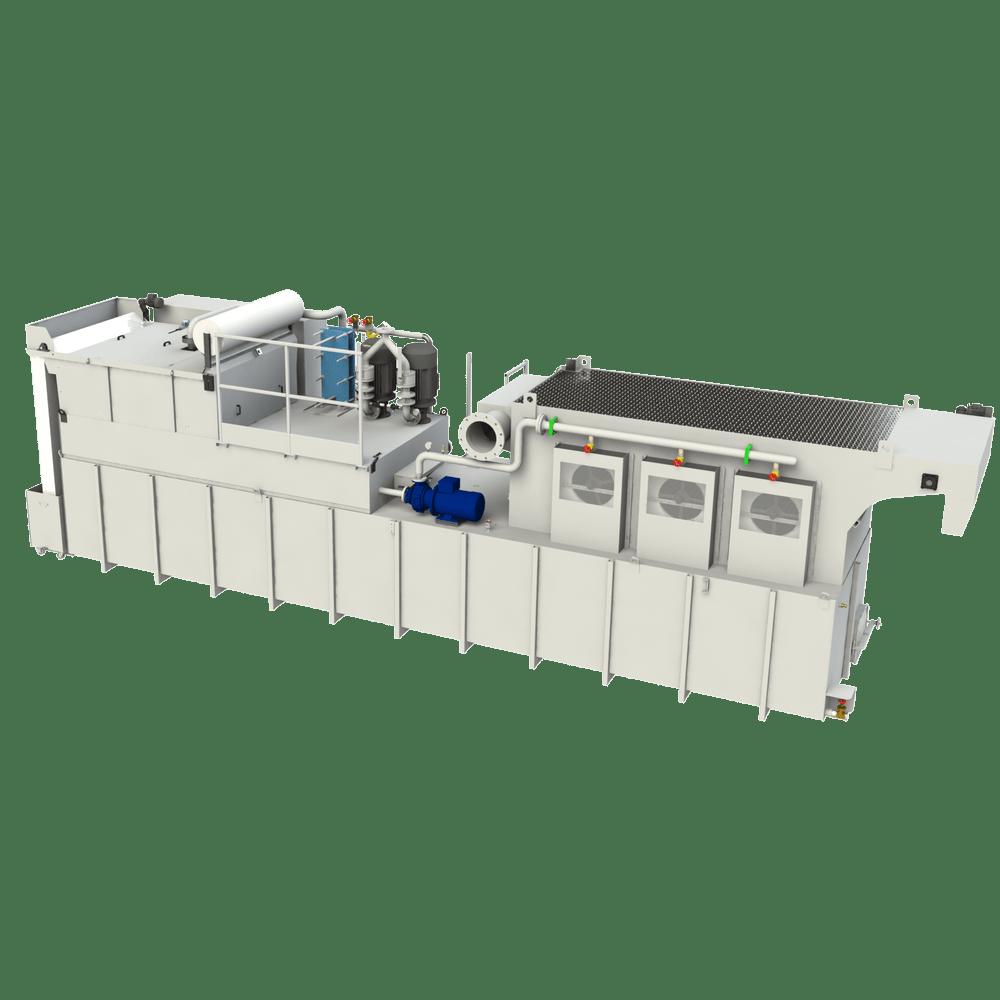Filtres MONNET assemble des centrales pour le décolletage