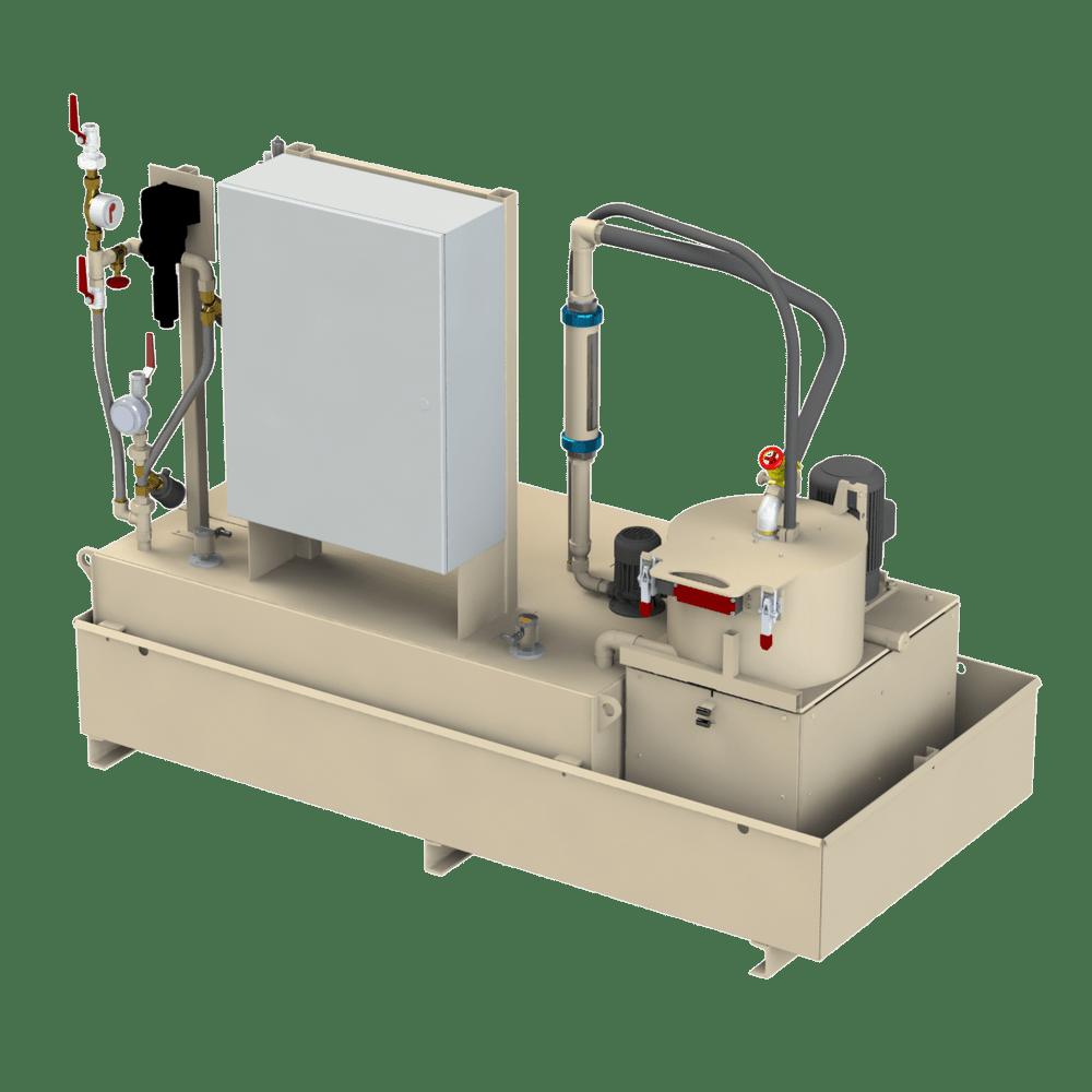 Filtres MONNET assemble des centrales pour la tribo-finition